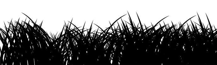Grass Silhuoette