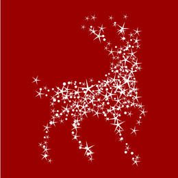 Magic christmas reindeer 2
