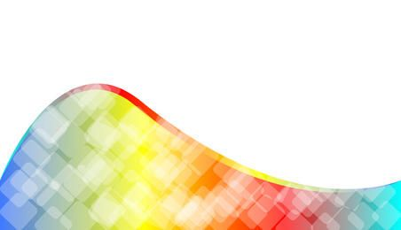 Colorful free vector background