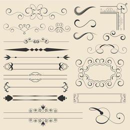 Calligraphic Vector