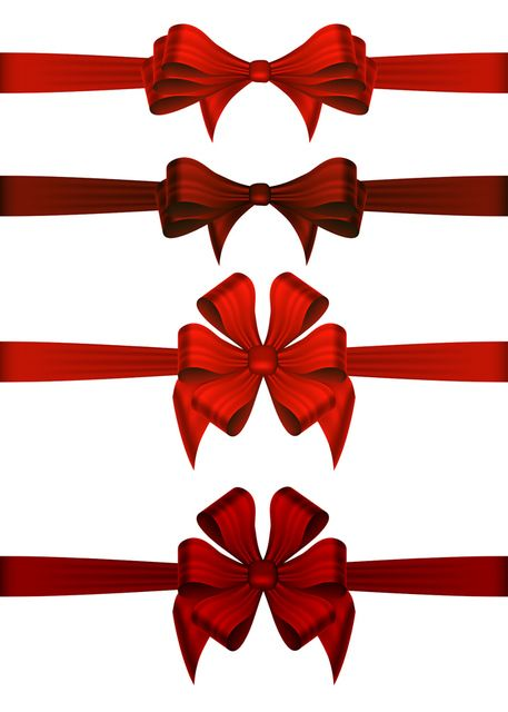 holiday gift love ribbon - photo #22