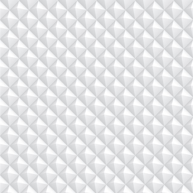 White geometric 3D texture - Vector download
