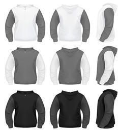 Vectors Men's Sweater