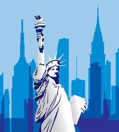 USA Monument Cityscape