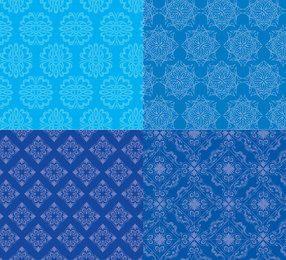 Flue Floral Patterns