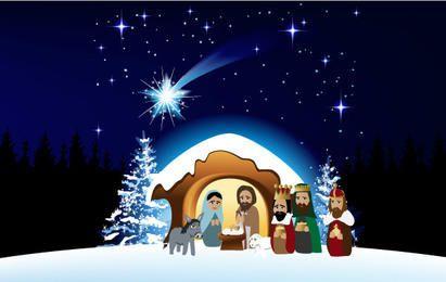 Belén de Navidad 2