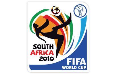 Copa mundial de Sudáfrica 2010 vector logo
