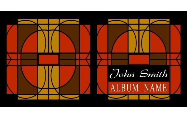 Art Deco CD Cover