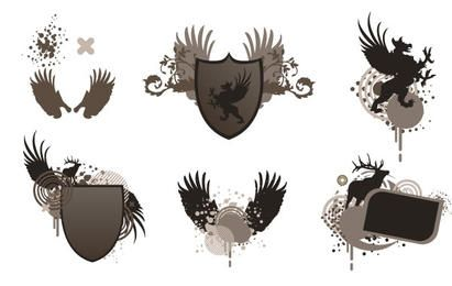 Alas - Escudo de Armas