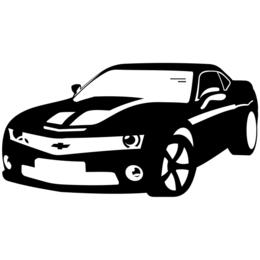 Сhevrolet Camaro vector