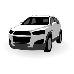 Chevrolet Captiva vector