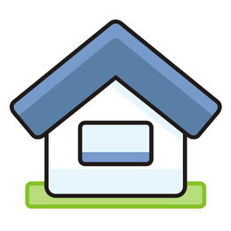 Cute Simplistic House Icon