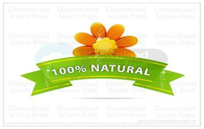 Vector de naturaleza signo de flor gratis