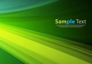 Fundo verde com sombra de linhas