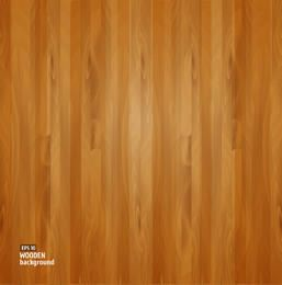 Wooden Board Textured Background