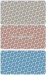Sterne & Dreiecke persisches Muster