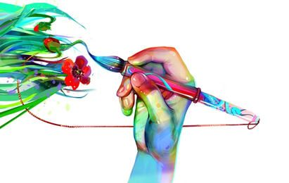 Cubierta artística de Bellas Artes e Ilustración