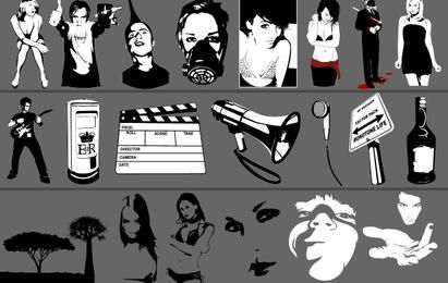 Vector Monotone Stuff