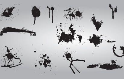 Vektor Grunge Splat