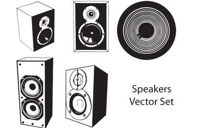 Vector Speaker Set