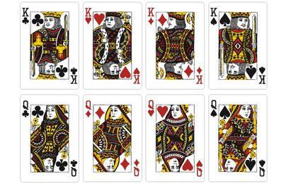 Tarjetas de Poker