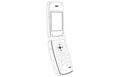 Modelo de Celular Sony EricssonZ1010