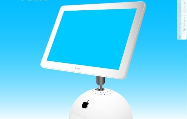 Apple iMac Display Monitor