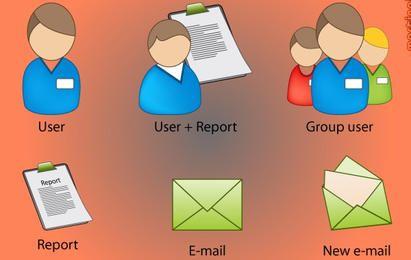 Icono de estado del usuario