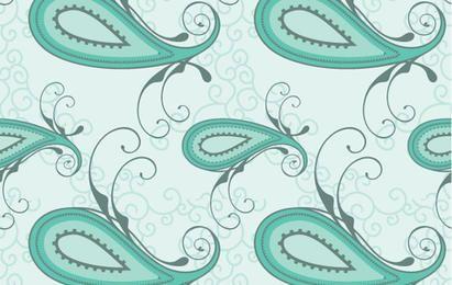 Paisley-nahtloses Muster