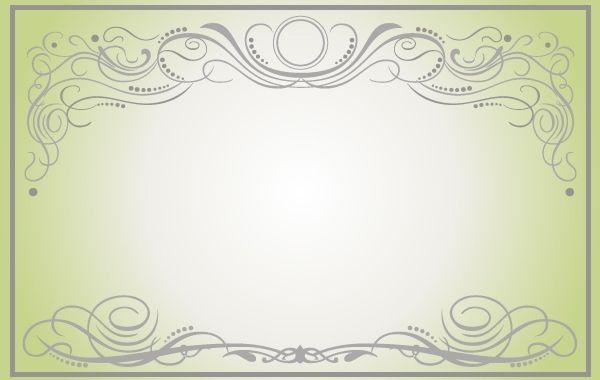 frame marcos decorativos vintage descargar vector
