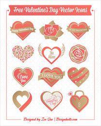 Creative Valentine Heart Decoration Pack