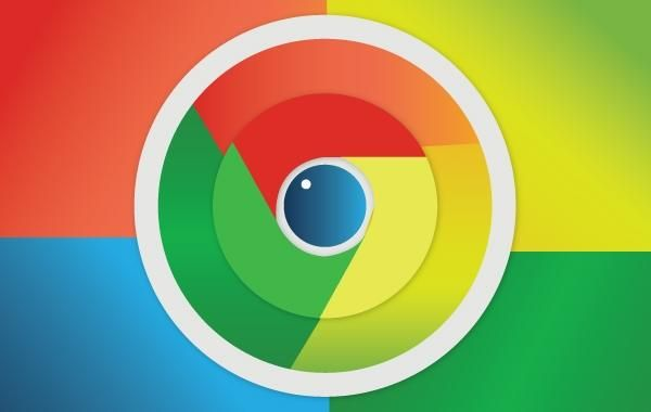 Lindo icono de Google Chrome