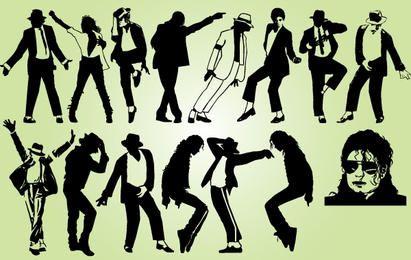 Michael Jackson Dancing Pack