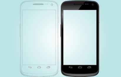 Google Galaxy Nexus Phone