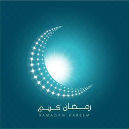 Antecedentes Ramadán Kareem Brillante Luna creciente