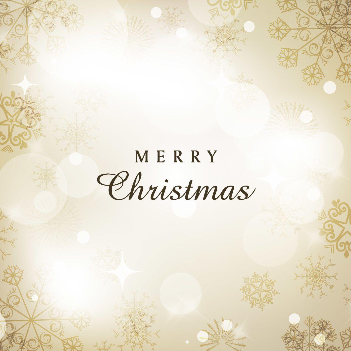 Elegante fondo de navidad con copos de nieve descargar - Tarjetas de navidad elegantes ...