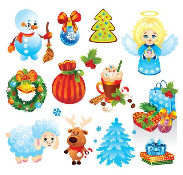 Funky Christmas Stuff & Ornament Pack