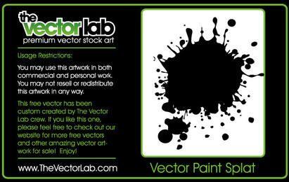 Vektor Splat