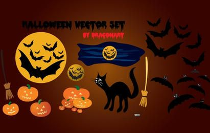Funky Halloween Object pack