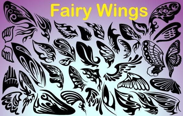 Fairy Wings Pack