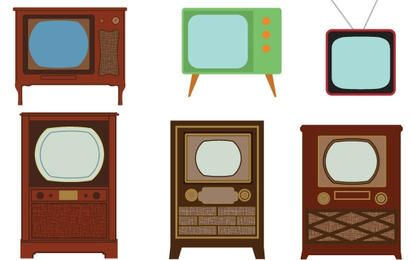 TV vector art