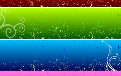 Kostenlose Vector Banner 02