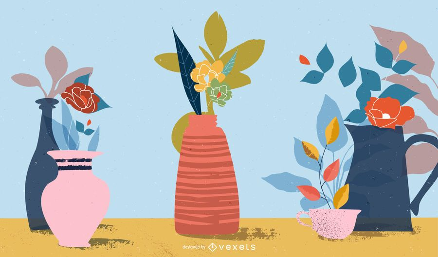 Free Flower Design Vector