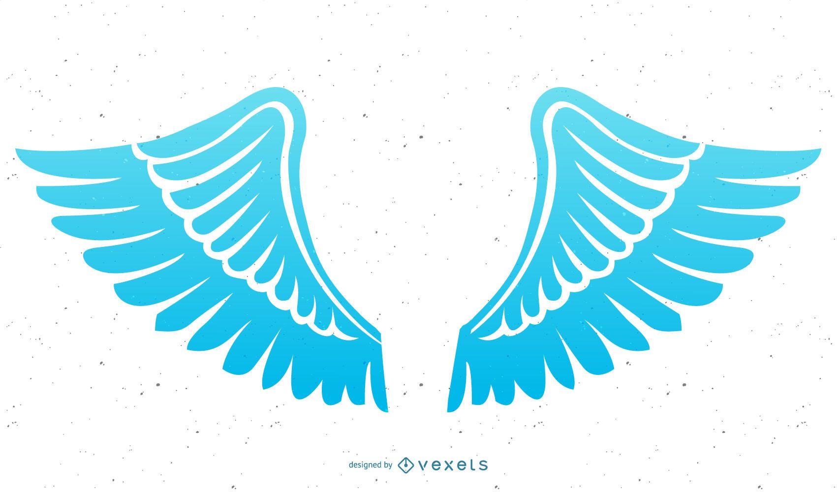 Free Ulitmate Vector Wings