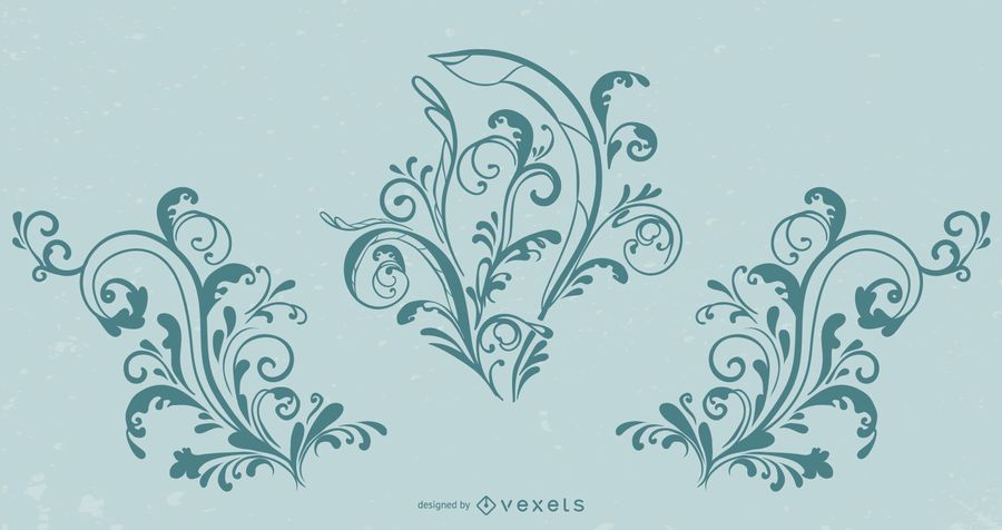 Free Flourish Vector