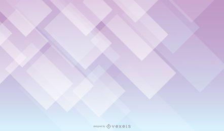 Gráfico de vetor abstrato roxo azul suave