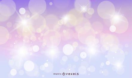 Vector libre Bokeh Resumen luz de fondo