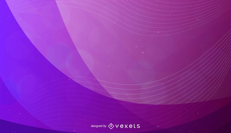 Abstrakte purpurrote rosa Hintergrund-Vektor-Grafik