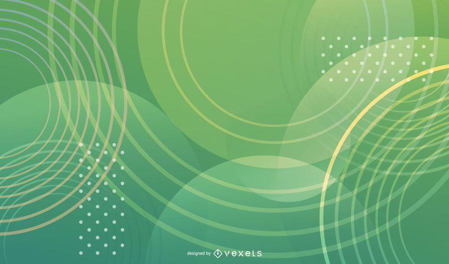 Ilustración de vector de fondo abstracto técnico