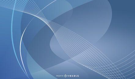 Diseño de fondo gris azul Resumen